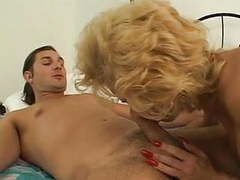 Milf bangs a young stud movies at find-best-tits.com