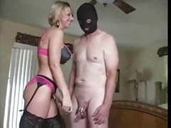 Wife humiliate his cuckold husband tubes