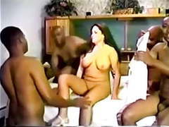 Husband filims his wife with different bulls movies at find-best-mature.com