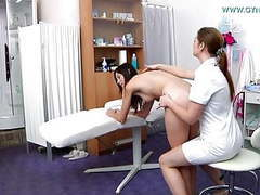 Katia gyno exam movies