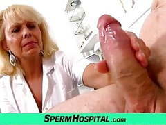 Wicked lady doctor koko cfnm hospital handjob videos