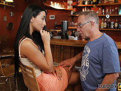 Daddy4k. can you trust your girlfriend leaving her alone wit movies at find-best-mature.com