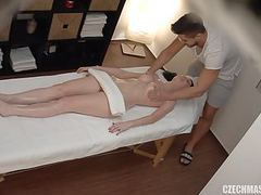 Czech massage - stop touching my pussy! videos