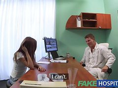 Fake hospital doctor fucks patients tight pussy movies at find-best-mature.com