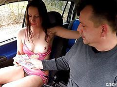 Sheriff mirek buying street prostitute for ass licking movies at find-best-ass.com