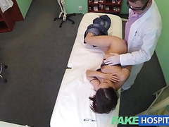 Fakehospital pretty patient was prepped by nurse movies at nastyadult.info