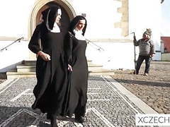 Catholic nuns and the monster (2014) videos
