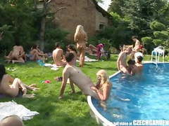 Czech open air sex party movies at find-best-pussy.com
