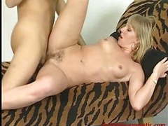 Milf deepthroat & ride dick till cumshot to swallow 1 of 2 movies at freekiloporn.com