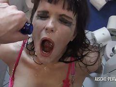 Besoffene discoschlampe - extrem harter sex und deepthroat ! tubes