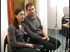 Sodo au bureau pour ce jeune couple amateur francais videos