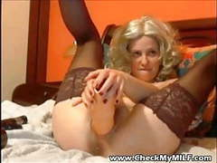 Amateur milfs with monster dildos tubes