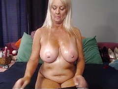 Webcam granny talks dirty movies at kilosex.com