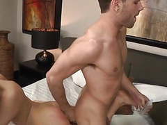 Girl and boy share double dildo movies at find-best-pussy.com