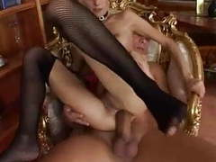 Tanja anal big dick by assessor tubes