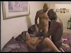 Interracial gangbang mature wife getting fucked hard n' deep movies at kilogirls.com