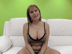 Puta locura big tits amateur milf gets gangbanged movies at freekilosex.com