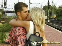 Train fucking with nasty wife movies at find-best-ass.com
