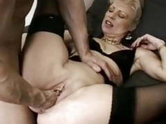 Fist and gangbang for matures videos