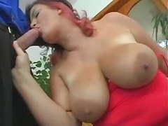 Big boobs german mature clip