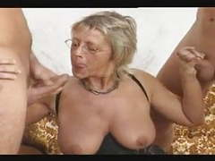 In mamas mund gespritzt , german mature movies at kilosex.com