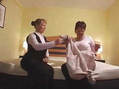 German mature lesbians by snahbrandy videos