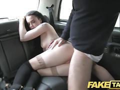 Fake taxi huge creampie for sexy skinny young goth girl movies
