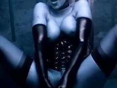 The perfect whip - xxx porn music video femdom latex bondage movies