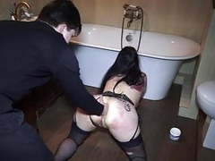 Submissive 2 - bella gothic suck cock and swallow cum movies