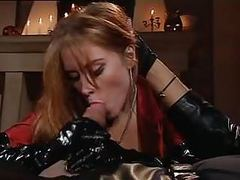 Krystal de boor is one extremely hot redhead bitch tubes