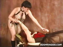Gothic and glam lesbian femdom movies at find-best-ass.com