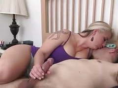 Step-mom helps sick step-son movies at find-best-babes.com