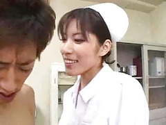 Very hot and sexy asian nurse -  sucking nurse tubes at korean.sgirls.net