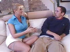 Loud dirty talking mom needs young cock movies at kilogirls.com