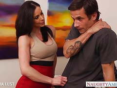Hot kendra lust gets big tits fucked movies at kilogirls.com