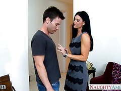 Stockinged india summer gets facialized movies at find-best-mature.com