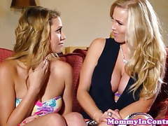 Busty milf rebecca more in threeway with mia malkova movies at kilogirls.com