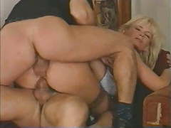 Hot italian milf enjoys double penetration by two guys movies at find-best-lingerie.com