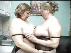 Ladies show all 32 tubes