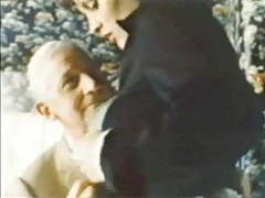 Old man jean villroy gets a blow job from maid...wear-tweed tubes