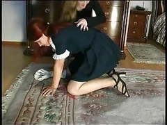 Maid assfucked with strapon videos