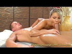 Sexy slippery nuru massage videos