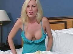 Aunt brandi catches you jacking off movies at kilopics.net