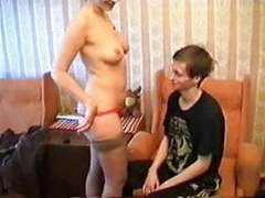 Russian mom and boy 093 tubes