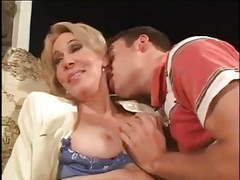 Mom finds son's friend and wakes him up movies at find-best-pussy.com