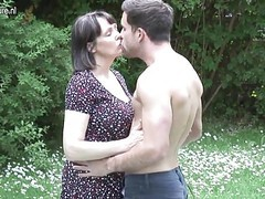 Big breasted british mom fucking not her son videos