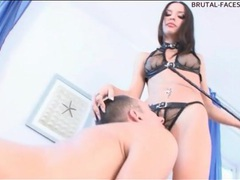 Her dominance is sexy in pussy eating vid movies at find-best-ass.com