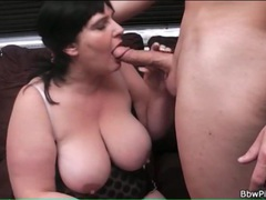 Sexy lingerie bbw sucks big cock movies at find-best-mature.com