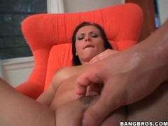 Handjob and hot anal sex with katja kassin movies
