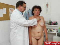 Fuck hole examination plus a basty grandmother videos